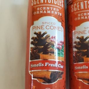 Holiday - Smells of Christmas-Pinecone and Fir BUNDLE